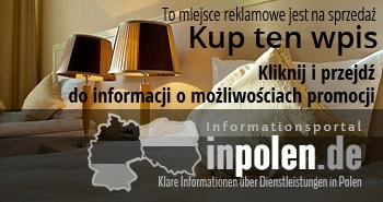 Hotel und Restaurant in Polen 100 01