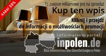 Hotel und Restaurant in Warschau 50 01
